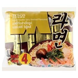 tesco spicy seafood flavoured instant noodles. Black Bedroom Furniture Sets. Home Design Ideas