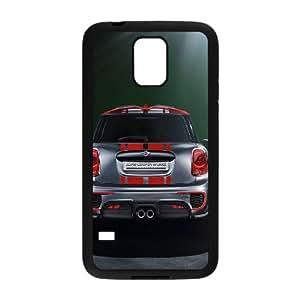 Samsung Galaxy S5 Cell Phone Case Black Mini V7C7J