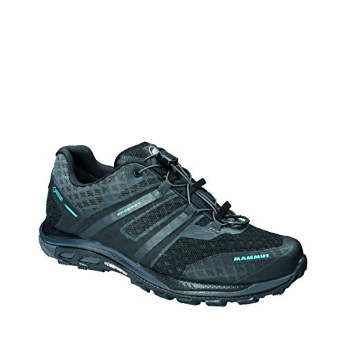Mammut MTR 141 Pro Low GTX® Women (Trail Running), color:black-graphite;size:5 UK / 38 EUR black-graphite