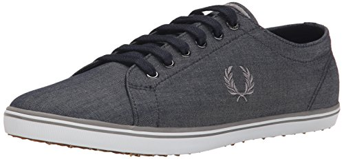 Fred Perry Men's Kingston Winter Chambray Fashion Sneaker,