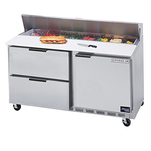 - Beverage-Air Elite Series Sandwich Refrigerated Counter (Certified Refurbished)