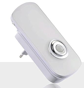 Detector de presencia: Sensor de movimiento LED y linterna LED alto rendimiento: Amazon.es: Iluminación