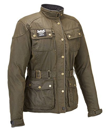 Barbour Motorcycle Jacket - 3