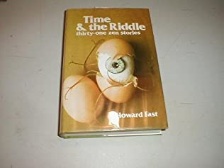 book cover of Time and the Riddle