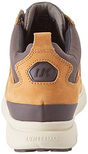 Giallo Dk Brown Chukka Uomo Lumberjack Yellow M0001 Stivali Frey qxAwCYIY