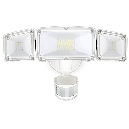 Outdoor Sensor Light White in US - 9
