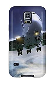 linJUN FENGTpu FrLawlv772TNBCU Case Cover Protector For Galaxy S5 - Attractive Case