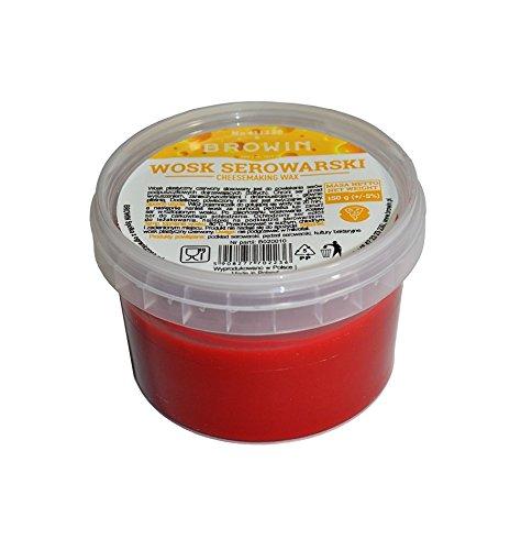 (Cheese Wax   Red   150g Jar  CHEESEMAKING WAX)