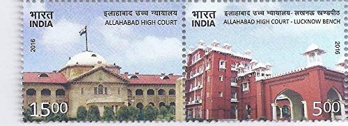 India 2016 Allahabad High Court Lucknow Bench 150 Years Se T