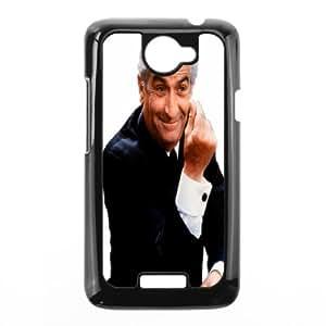 DIY Stylish Printing Louis De Fun¨¨s Cover Custom Case For HTC One X MK1D502193