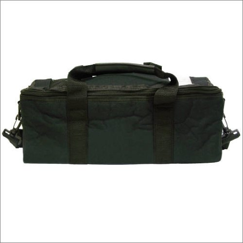 Oxygen Cylinder Carry Case - Camera Style for M4/M6/M9 Oxygen Tanks by Responsive Respiratory