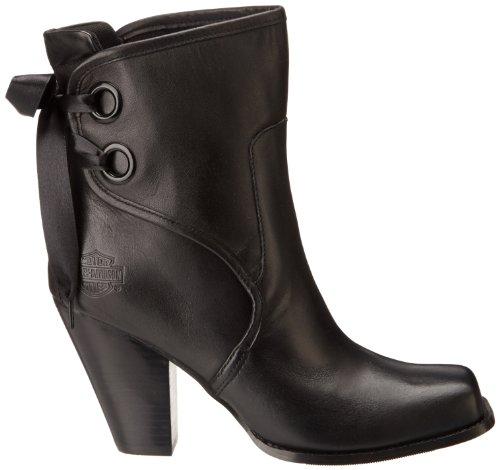 Harley-davidson Womens Eve Boot Black