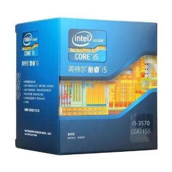 Intel Core I5 I5-3570 3.4ghz Fclga1155 6mb 4 Cores/4 Threads Turbo