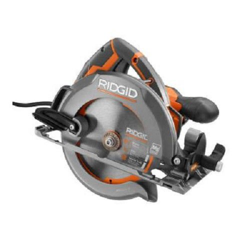 Ridgid ZRR3204 12 Amp 6-1/2 in. Fuego Magnesium Compact Framing Saw (Certified Refurbished)