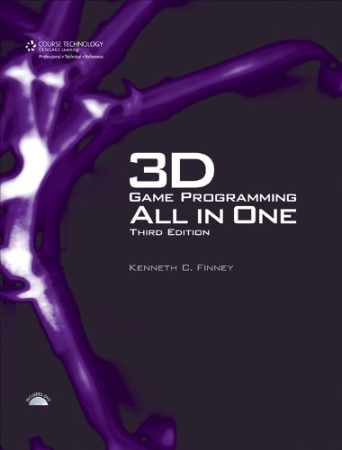 Download 3D Game Programming All in One, Third Edition Pdf