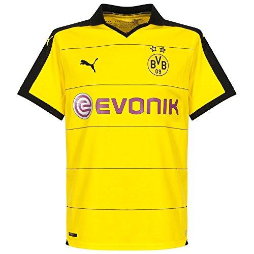 Borussia Dortmund Home Jersey 2015 - 2016