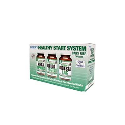 Natren Healthy Start Kit Dairy Free, 1-Pound