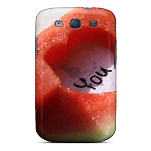 Tpu Case For Galaxy S3 With Iloveyou