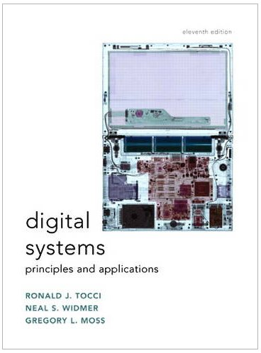 Digital Systems  Principles And Applications  11Th Edition