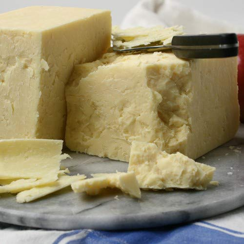 English Farmhouse Cheddar Cheese (Whole Wheel Approximately 40 Lbs) by For The Gourmet (Image #1)