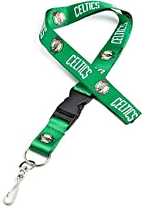NBA Lanyard to hand credentials