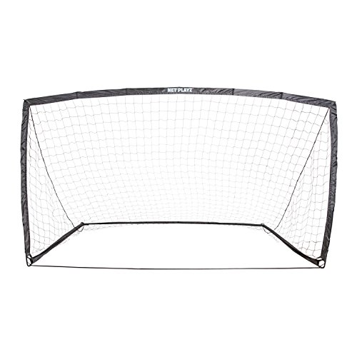 Net PLAYZ 5 Mins Easy Setup Portable, 12ft x 6ft Training Soccer Goal
