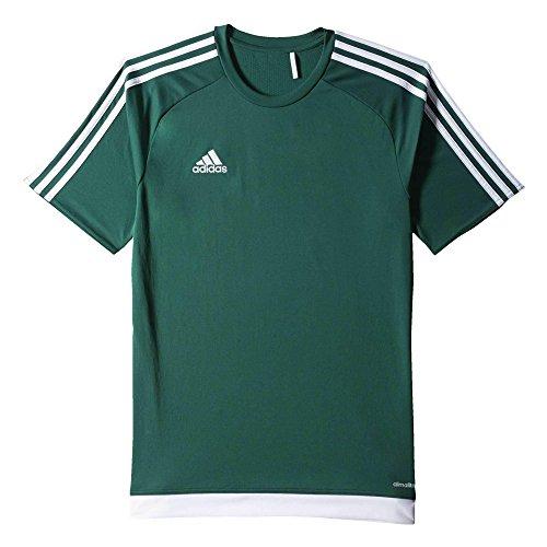 Estro Camiseta Opalo Para 15 Adidas Jsy blanco Hombre Verde dqn4dt
