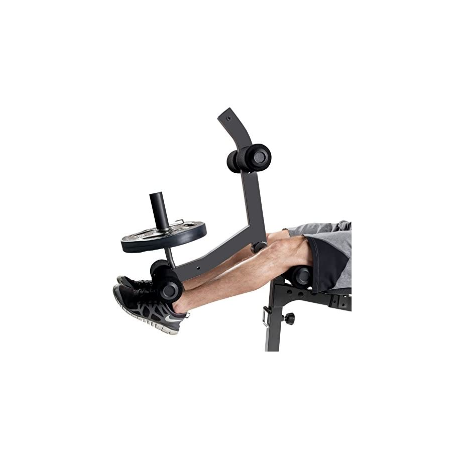 Marcy Olympic Weight Bench for Full Body Workout