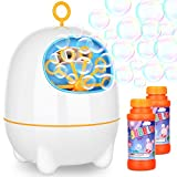 Best Bubble Machine For Kids - Bubble Machines BATTOP Electronic Bubble Maker Powered Review