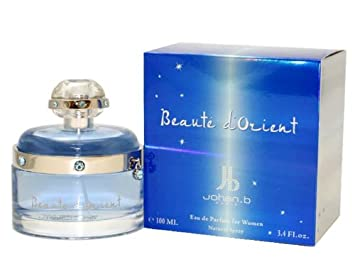 Johan B Beaute DOrient Eau De Parfum Spray for Women, 3.4 Ounce