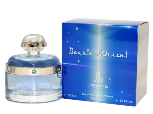 Amazon.com : Johan B Merveille Eau De Parfum Spray for Women, 3.4 Ounce : Jb Perfume : Beauty
