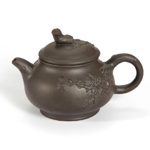 purple grit teapot - 4