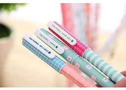 10 colors New Cute Cartoon Colorful Gel Pen Set Kawaii Korean