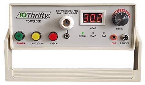 Thermocouple Welder - Complete Thermocouple Welding System, Operates from AC or Battery Power by IOThrifty (Image #2)