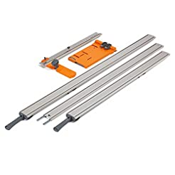 WTX 5 Pc Straight Edge Saw Guide Set, In...