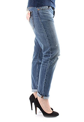 Levi's bebé Mujer Jeans 501 Para Tapered Azul Y6IqYA1rw