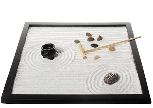 tabletop zen garden kit - 1