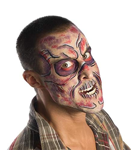 Inspired By The Walking Dead Step-by-Step Make Up Kit, Multi, One Size]()