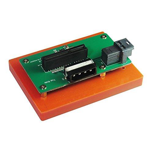 Micro SATA Cables Mini SAS HD (SFF-8643 to PCI-e 4 Lanes Slot Adapter