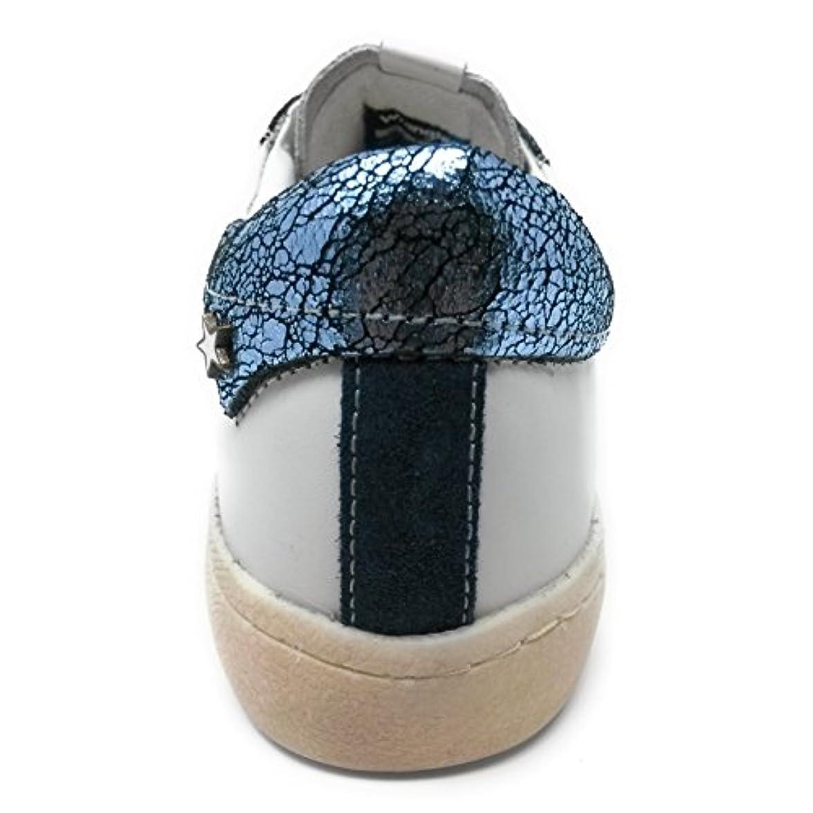 Wrangler Da Donna Sneaker Clever Wrg Wl 181532 nbsp;bianco Navy In Pelle Gr 37 nbsp;uk 4