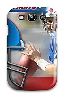 2255142K12227031 Top Quality Rugged Eli Manning Case Cover For Galaxy S3
