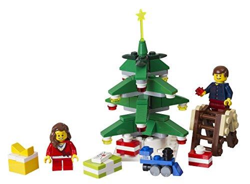 Lego 40058 Decorating the Tree Set 110 Pc. Holiday 2013