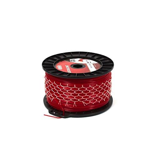 Oregon 23-195 Professional Red Gatorline Round String Trimmer Line .095-Inch Diameter 3-Pound Spool by Oregon