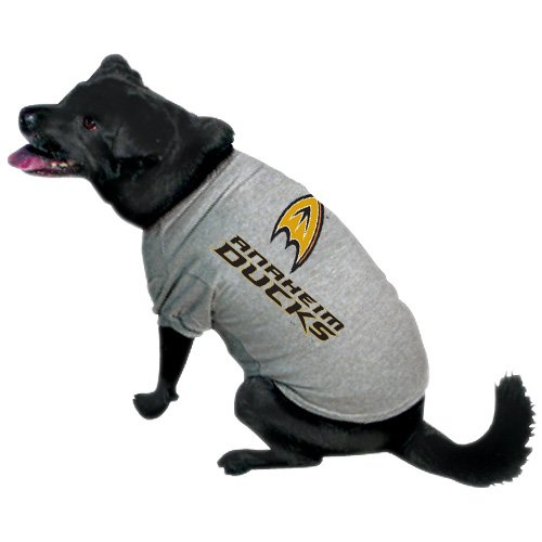 Hunter Mfg. LLP NHL Anaheim Ducks Pet T-Shirt, Team Color, Medium