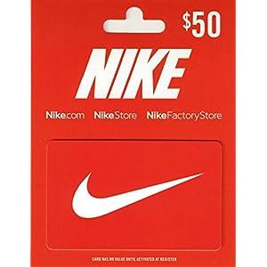 Nike $50 Gift Card