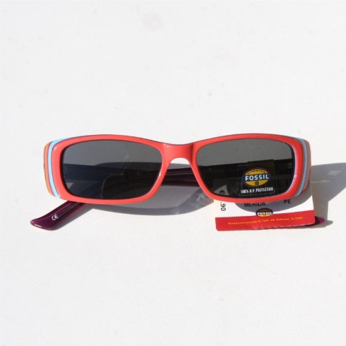 Fossil Damen Sonnenbrille Calera PS7171, Colour:rouge
