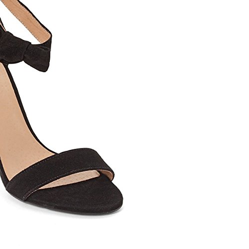 Ballerine Donna Dettaglio Mademoiselle in R Fiocco Nero Pelle OS5qEw