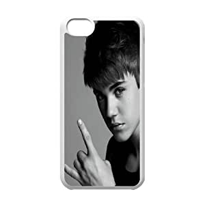Custom High Quality WUCHAOGUI Phone case Singer Prince Justin Bieber Protective Case For Iphone 6 (4.5) - Case-8