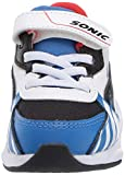 PUMA Baby SEGA RS 9.8 Sonic Sneaker, Palace Blue