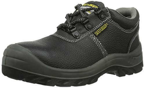 Safety Jogger BESTRUN, Unisex - Erwachsene Arbeits & Sicherheitsschuhe S3, schwarz, (black BLK), EU 42